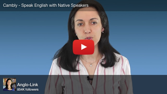 English Tutors Online - Cambly