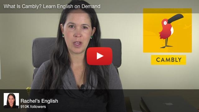 English Tutors Online - Cambly